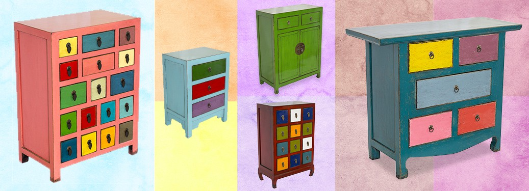 Collection mobilier Colbay Fu